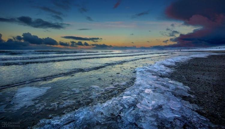 Фотоэкспедиция к берегу Ледовитого океана «Охота за штормами»