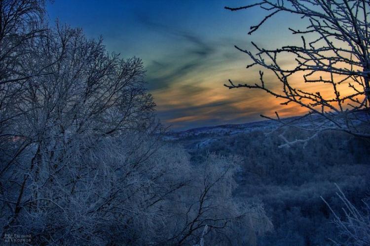 Фотопленэр «Приемы съемки зимнего пейзажа»