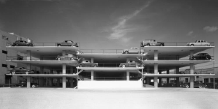 Лекция Юрия Пальмина «Архитектура взеркале фотографии»