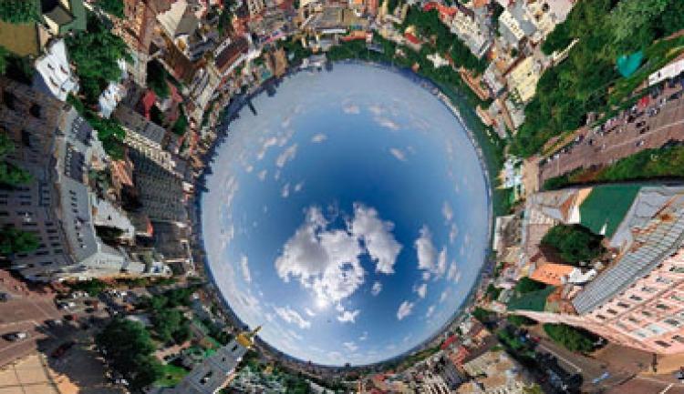 Мастер-класс «Сферические панорамы»