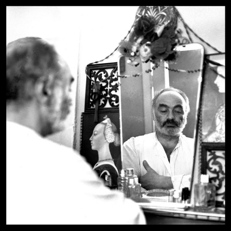 Выставка «Сергей Параджанов в фотографиях»
