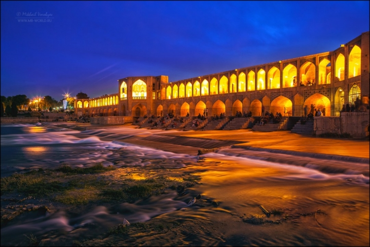 Фототур «Иран— путешествие вперсидскую сказку»