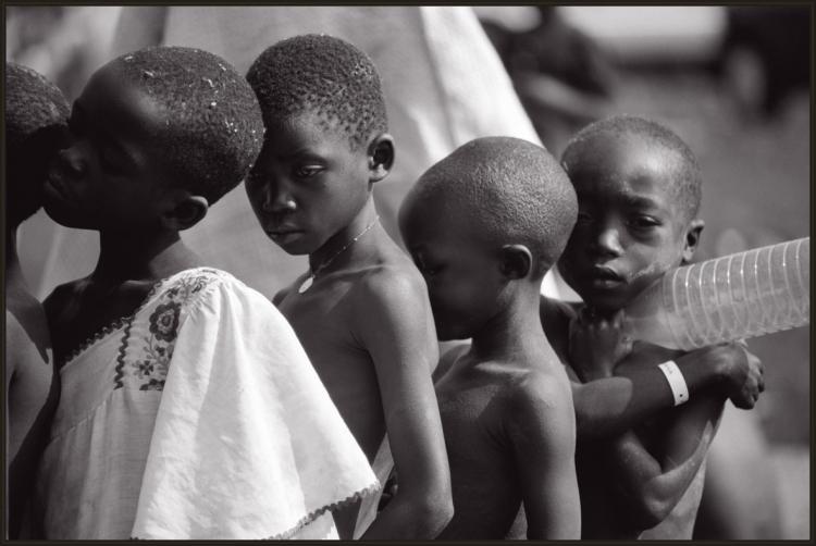 Фотопроект Виктории Ивлевой «Африканские дневники»