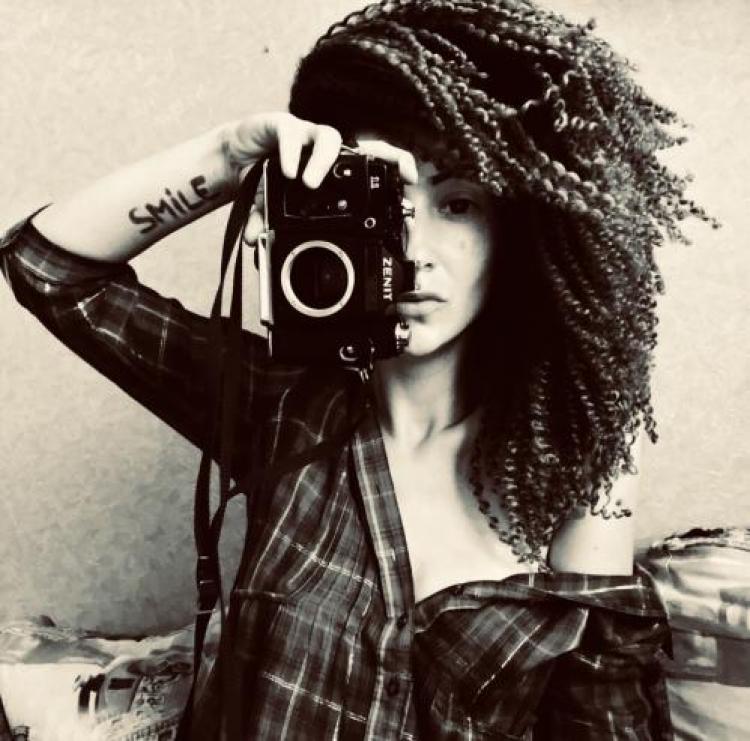 Фотоконкурс «Портрет фотографа»