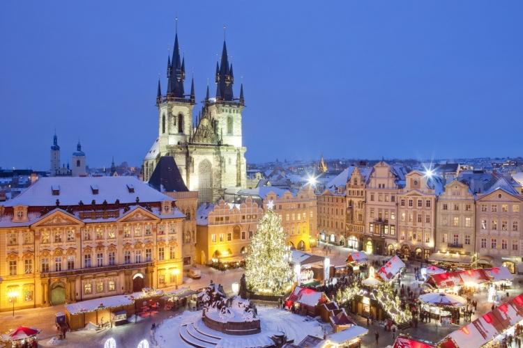 Фототур в зимнюю Прагу с Маргаритой Каревой