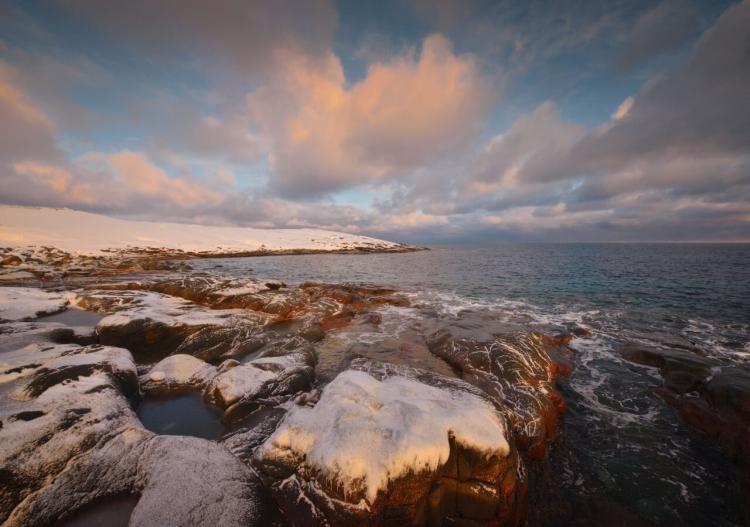Фотоэкспедиция наКольский полуостров «Предзимье»