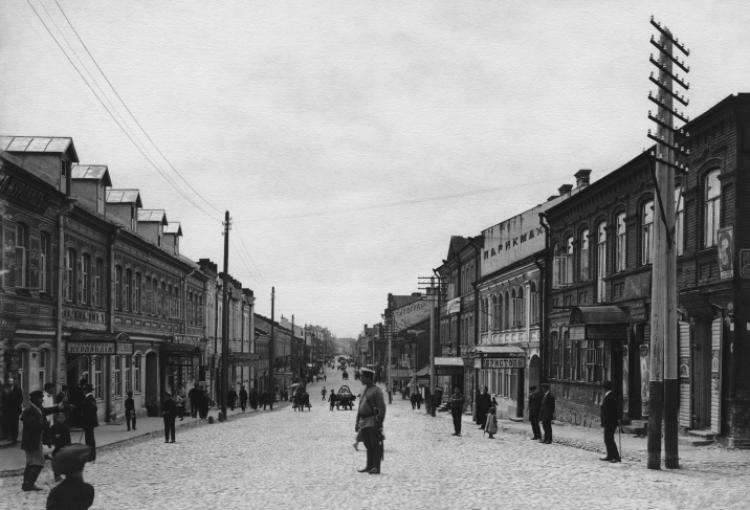 Выставка «Россия. XX век в фотографиях: 1900—1917»