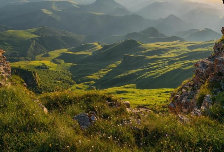 Фототур «Вдоль Главного Кавказского хребта»