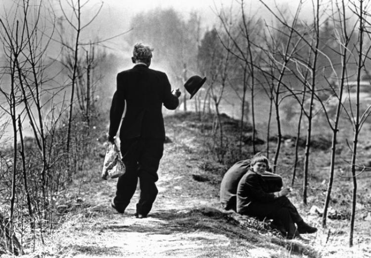 Выставку Юрия Рыбчинского «Новый реализм в российской фотографии. 1970—1990-е годы»