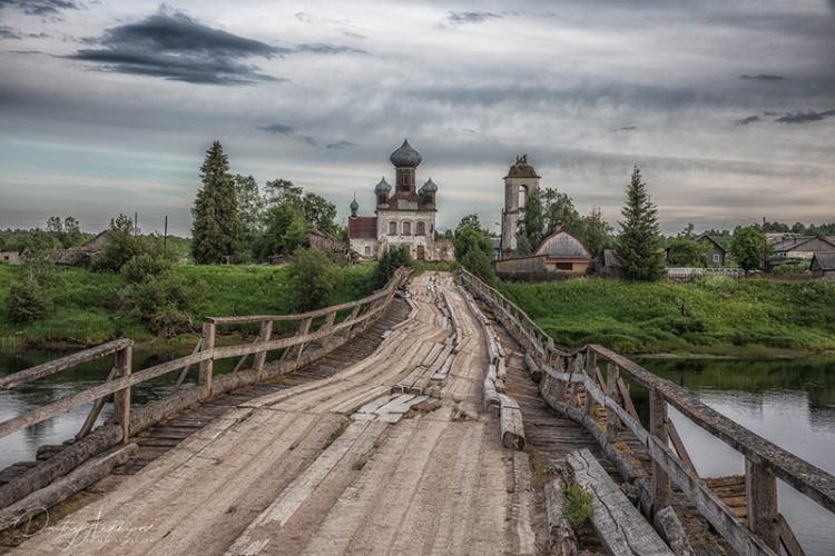 Фототур «Русский Север»