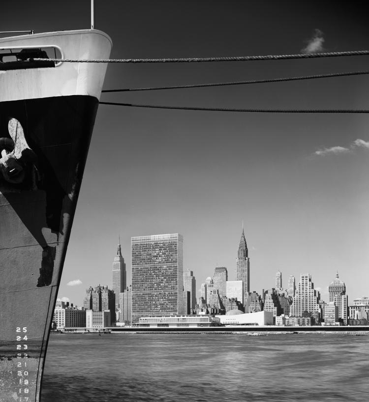 Выставка «Пионеры американского модернизма» Эзры Столлера