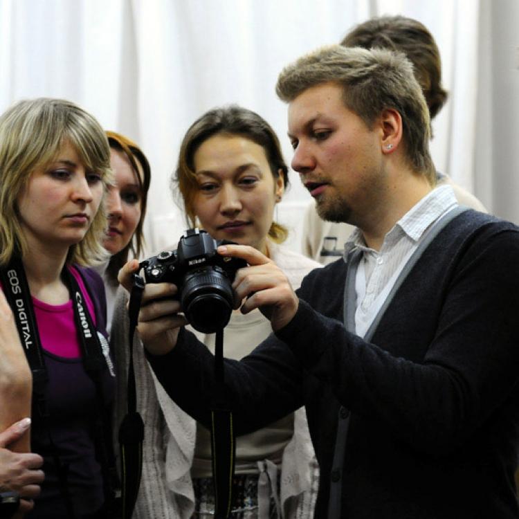 Интервью с Александром Сидоровским