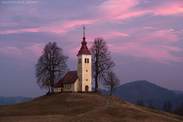 Фототур в Словению