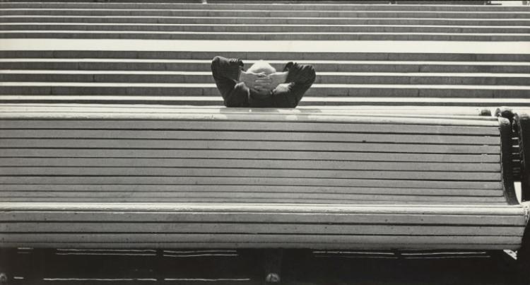 Выставка Александра Слюсарева «Геометрия света»