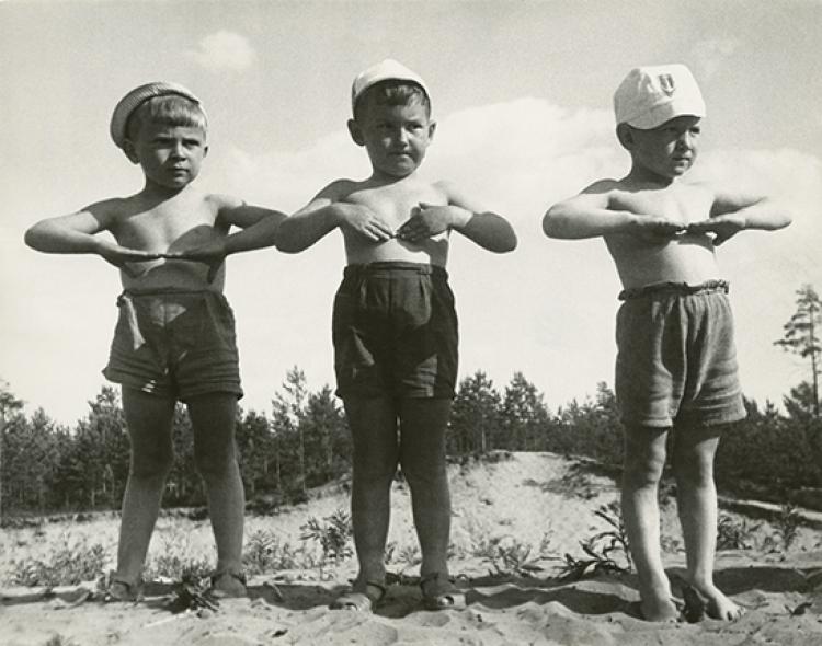 Выставка Михаила Грачёва «Советская повседневная жизнь. 1930–1960-е годы»