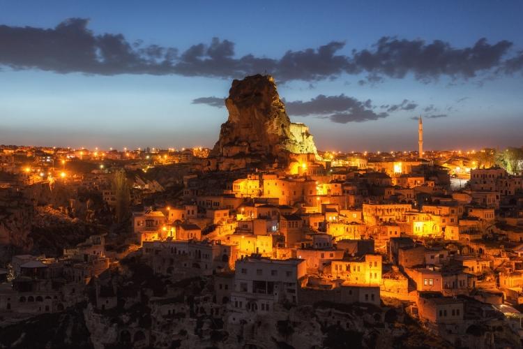 Фототур «Travel-безумие вКаппадокии (+Стамбул)»