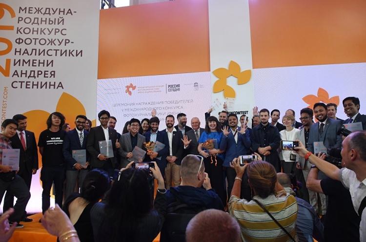 VI Международный конкурс фотожурналистики имени Андрея Стенина