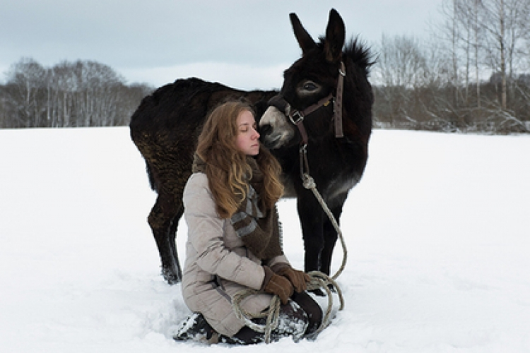 Фотовыставка Марии Гельман «Светлана»