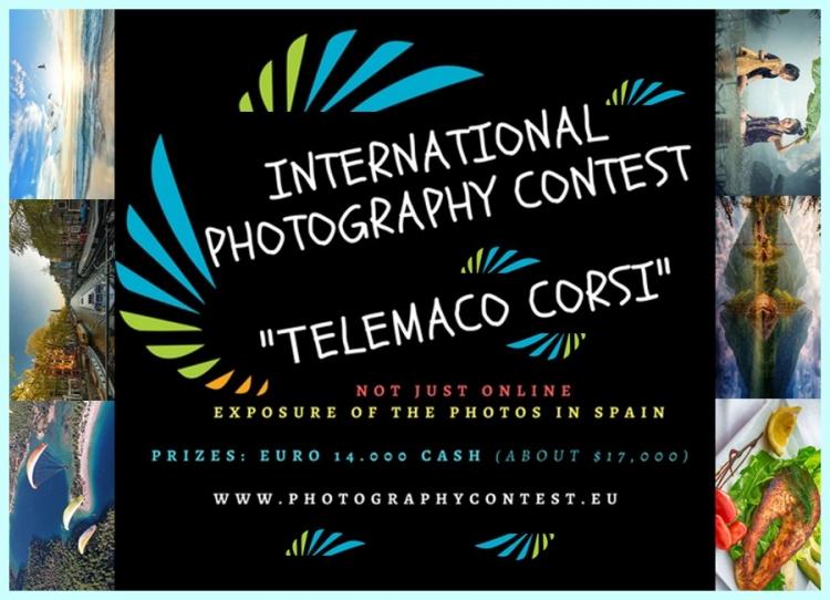 Международный фотоконкурс «Telemaco Corsi»