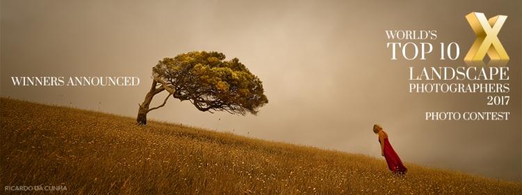Фотоконкурс «10 лучших мировых пейзажных фотографов»