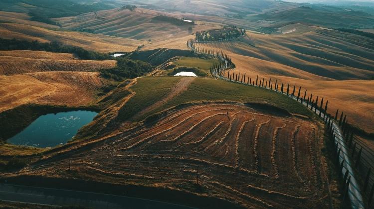 Осенний фототур по Тоскане