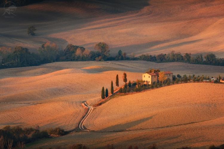 Фототур «Поля весенней Тосканы»