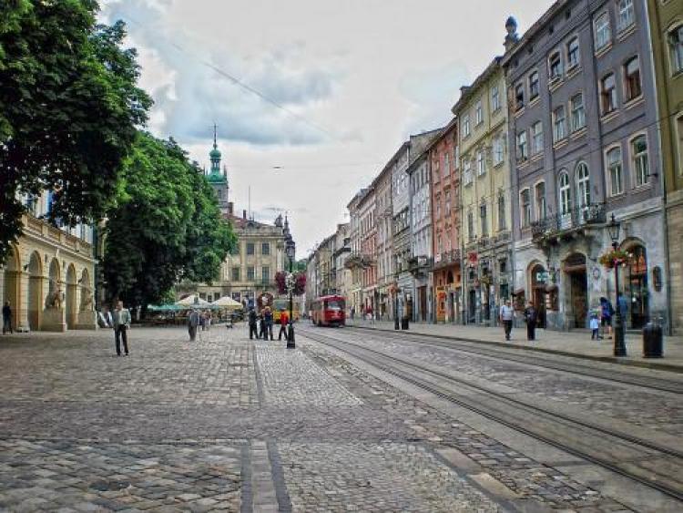 Фотоконкурс «Городская улица»