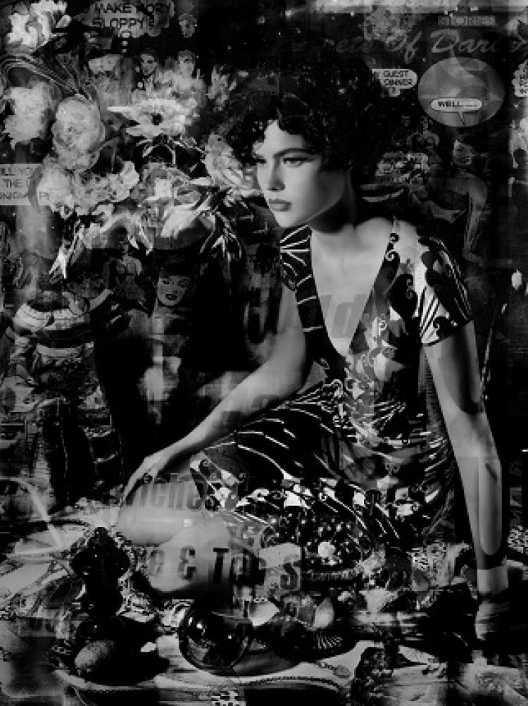 Выставка Валери Белен «China Girls»