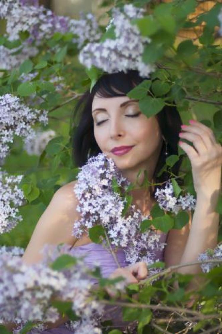 Фотоконкурс «Фотосессия нафоне весны»