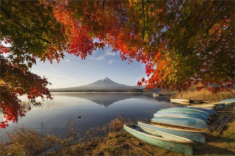 Фотоконкурс «Япония: страна, где всё иначе»