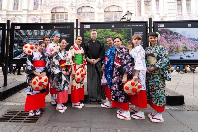 Фотовыставка «Моя Япония»