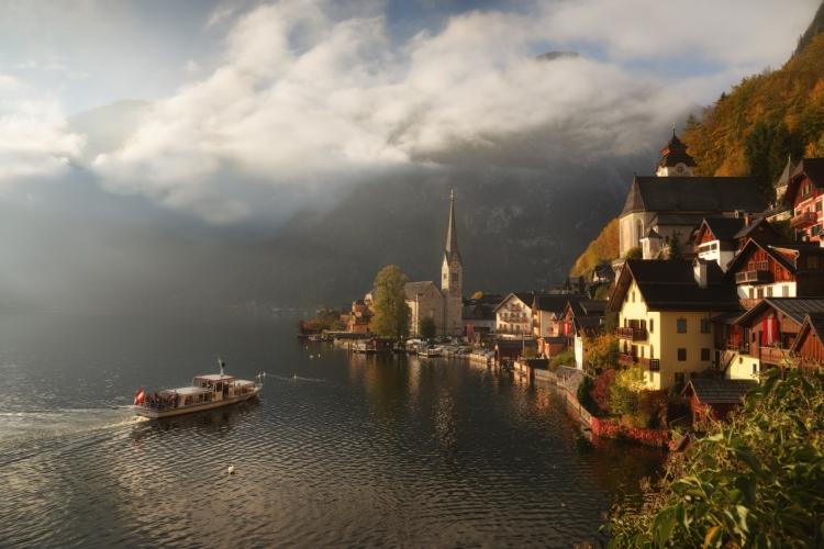 Фототур «Озерный край Зальцкаммергут. Австрия»