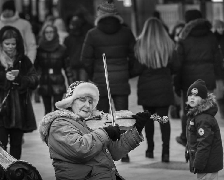 Фотовыставка Николая Галкина «Женщинам посвящается...»