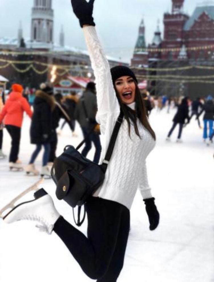 Фотоконкурс «Фотосессия нафоне зимы»
