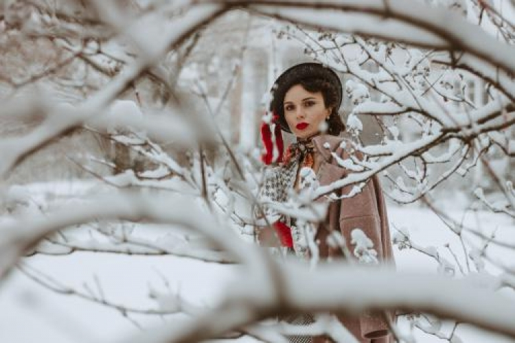Фотоконкурс «Портрет нафоне зимней природы»