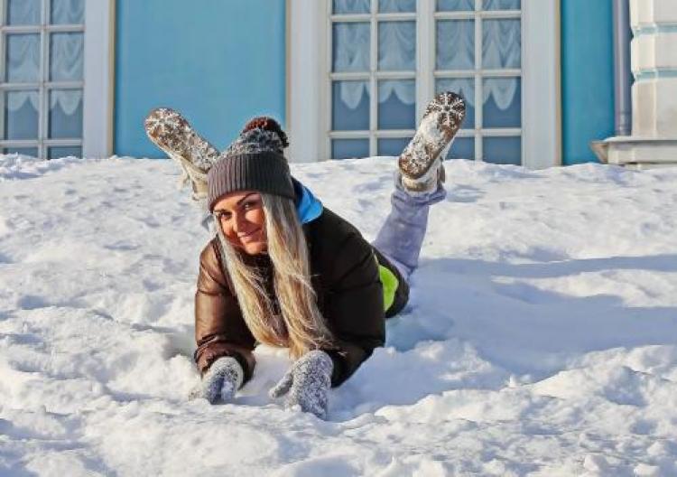 Фотоконкурс «Портрет зимой»