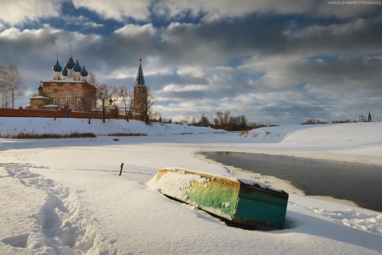 Фототур выходного дня «Зима вИвановской области»
