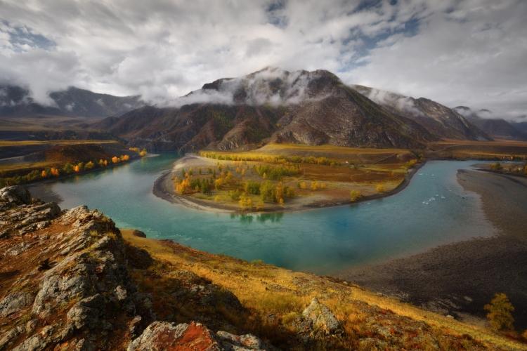 Фототур «Золотая осень Алтая»