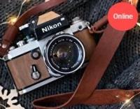 Онлайн-интенсив «Знакомьтесь — фотоаппарат»