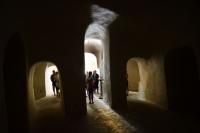 Выставка фотографий «Пещерные храмы»