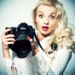 Фотошкола для блондинок